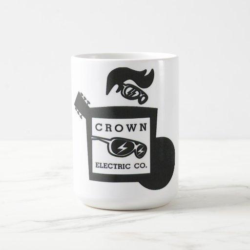 Crown Electric Company Mug