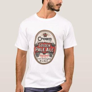 Crown Golden Pale Ale T Shirt