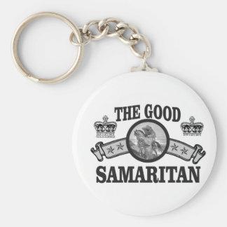 crown good samaritan key ring