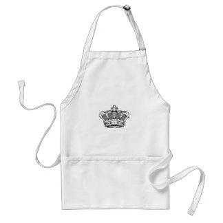 Crown - Grey Aprons