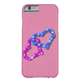 Crown heart love barely there iPhone 6 case