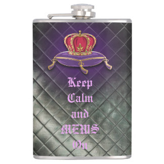 Crown Holder? Hip Flask