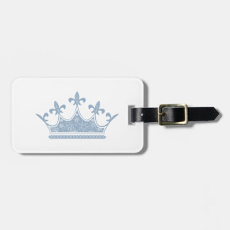 Crown Image fash Luggage Tag