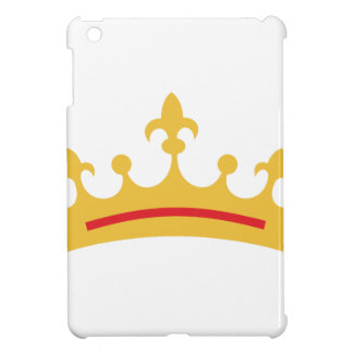 Crown iPad Mini Case
