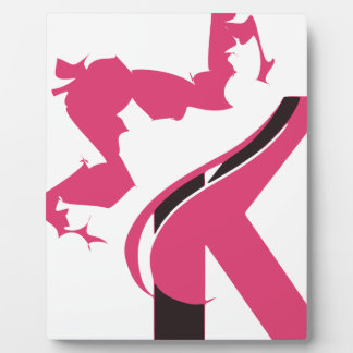 Crown K Logo Design BMI Plaque