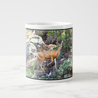 Crown King Deer Coffee/Tea Cup