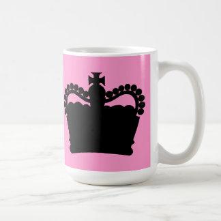 Crown - King Queen Royalty Royal Family Coffee Mug