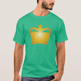 Crown - King Queen Royalty Royal Family T-Shirt