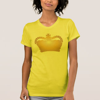 Crown - King Queen Royalty Royal Family Tee Shirt