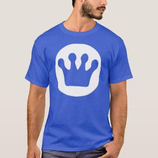 Crown Logo Point Proven - Fresh Threads T-Shirt