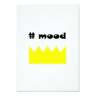 Crown - mood - queen - king. card