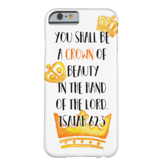 Crown of Beauty iPhone Case