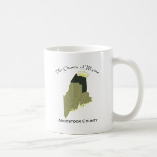 Crown of Maine Coffee Mug