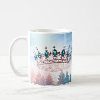 Crown Of Snow | Classic Mug