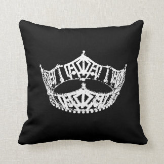 Gold Crown Throw Pillow : Gold Crown Cushions - Gold Crown Scatter Cushions Zazzle.com.au