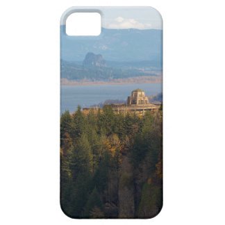 Crown Point on Columbia River Gorge OR iPhone 5 Case