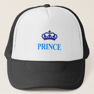 crown prince cool cute design trucker hat