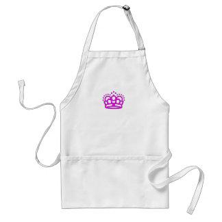 Crown Princess Standard Apron