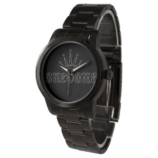 Crown Royal Black 101 Watch