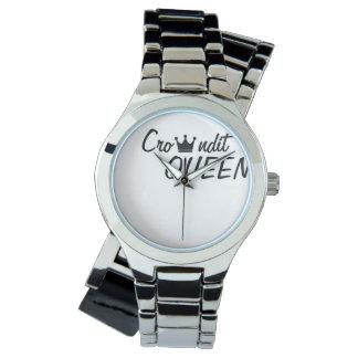 Crowndit queen watch