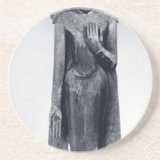 Crowned Buddha - Pagan period Coaster