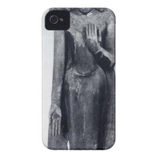 Crowned Buddha - Pagan period iPhone 4 Case-Mate Case