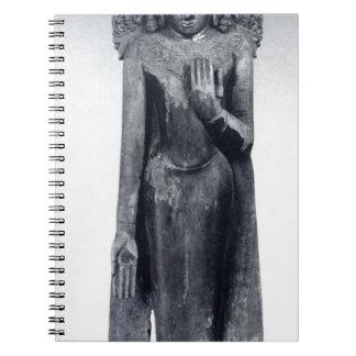 Crowned Buddha - Pagan period Notebooks