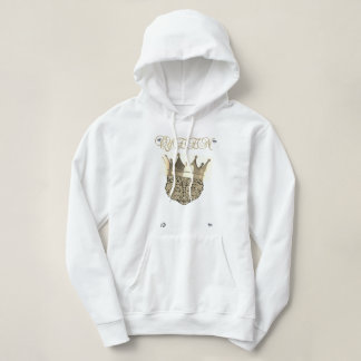 Crowned Queen Women's Hooded Sweatshirt