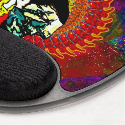 Crowned Traveler Mouse Pad Gel Mouse Mats