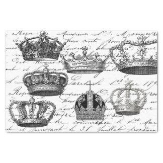 Crowns!! Tissue Paper