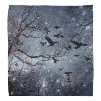 Crows And The Night Stars Bandana