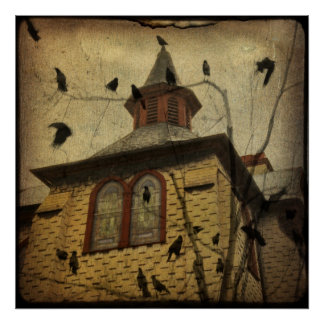 Crow's Church Poster