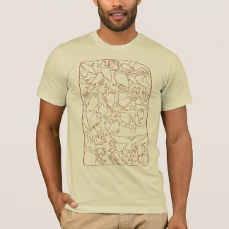 Crows Crowd T-Shirt