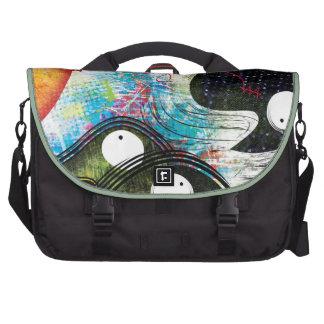 Crows Laptop Commuter Bag - Follow Your Heart