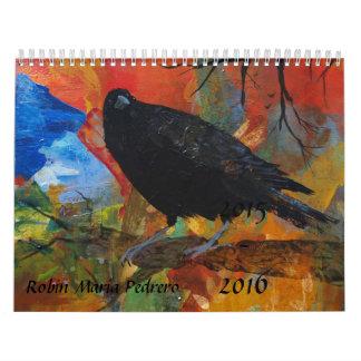 Crows, Ravens, & Blackbirds Calendar