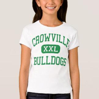 Crowville - Bulldogs - High - Crowville Louisiana Shirts