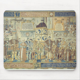Croy Tapestry, 1554 Mouse Pad