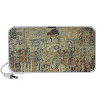 Croy Tapestry, 1554 PC Speakers
