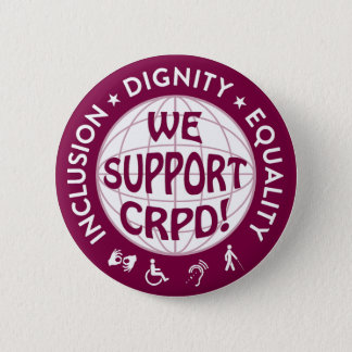 CRPD Button
