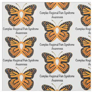 CRPS/RSD Butterfly of Hope Fabric