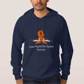CRPS/RSD Swans of Hope Ribbon Hoodie