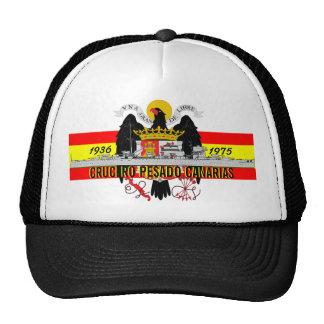 CRUCERO PESADO CANARIAS HATS