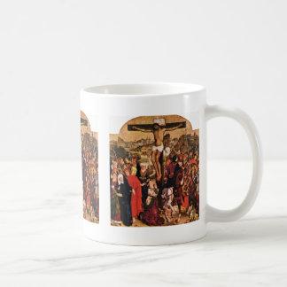 Crucifixion By Pleydenwurff Hans Coffee Mug