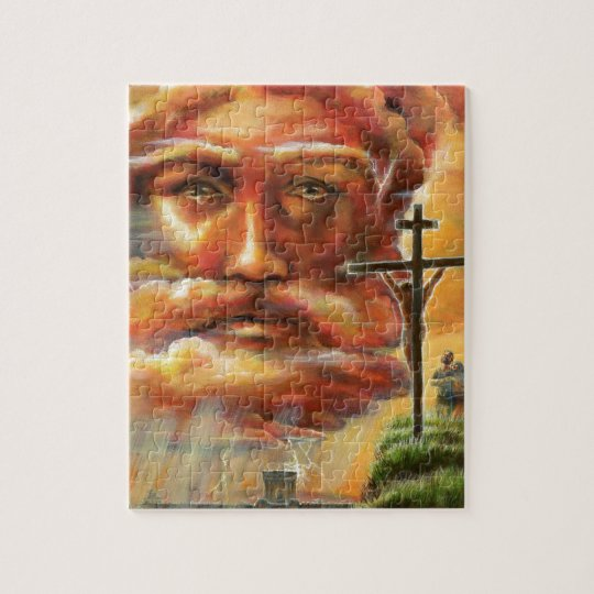 Crucifixion, Good Friday Jigsaw Puzzle