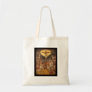 Crucifixion  Scene 1711 Tote Bag