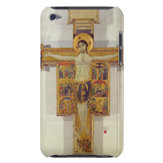 Crucifixion, Tuscan School, second half of 12th ce Barely There iPod Cases