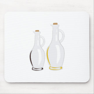 Cruet Bottles Mouse Pad