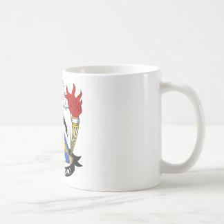 Cruger Family Crest Coffee Mug