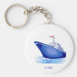 cruise1, Just cruisin' Key Ring