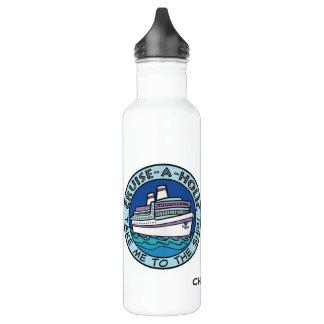 Cruise-A-Holic custom name water bottles